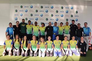 Seleção Brasileira Sênior de karatê se reúne no NAR-SP