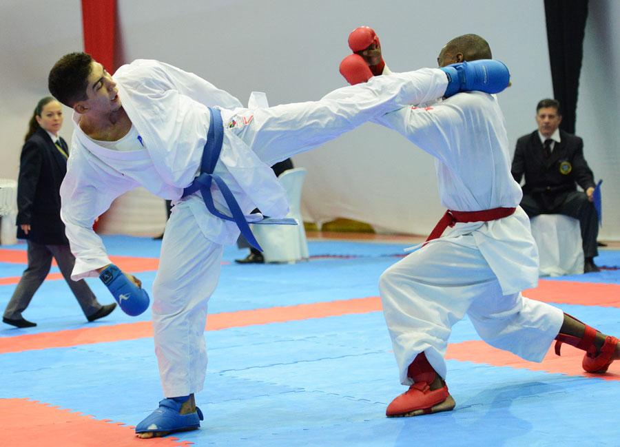 FPK realiza Open International de Karate Arnold Classic South America