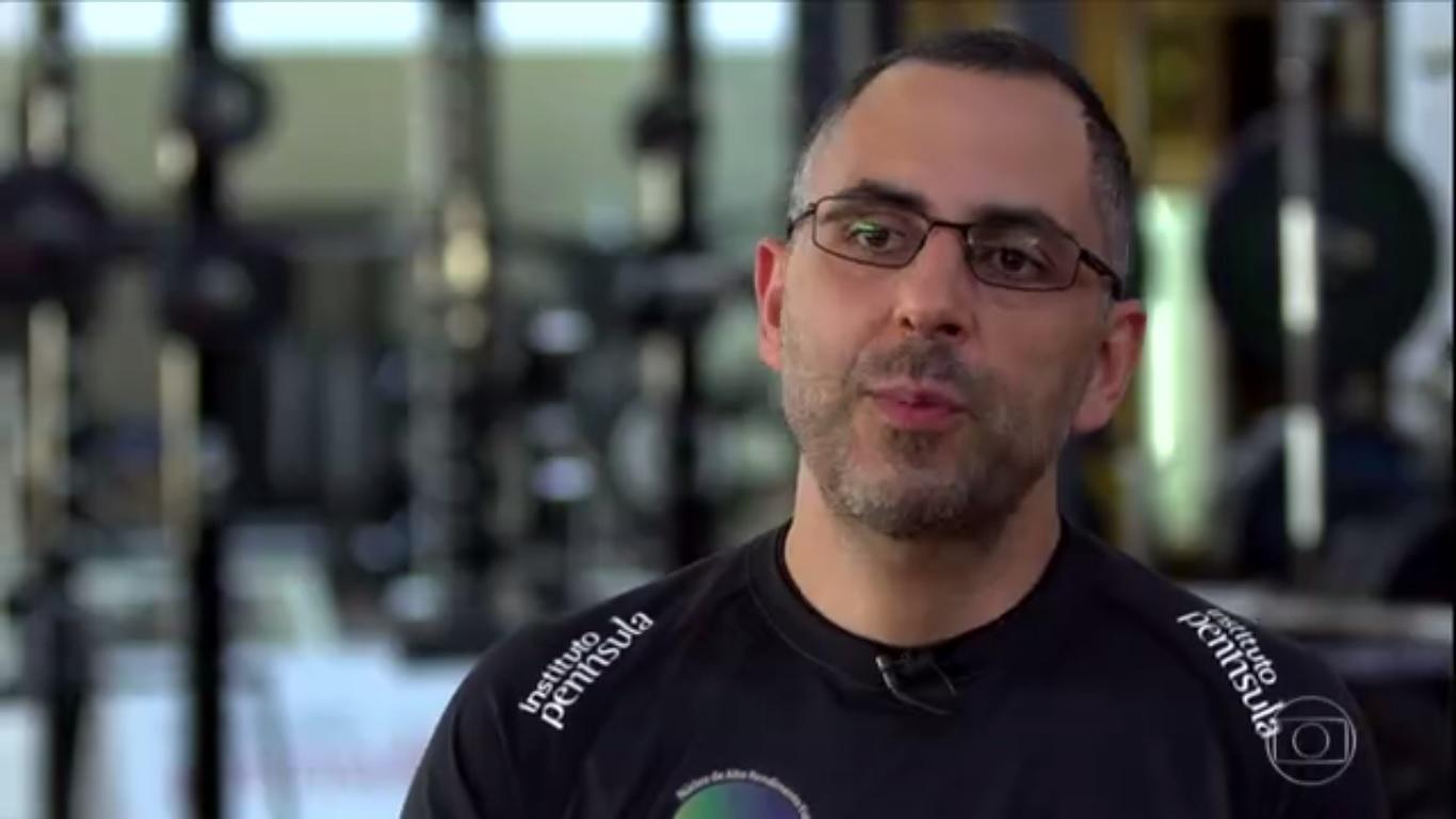 Lab GE: entenda a mecânica do nado do astro paralímpico Daniel Dias