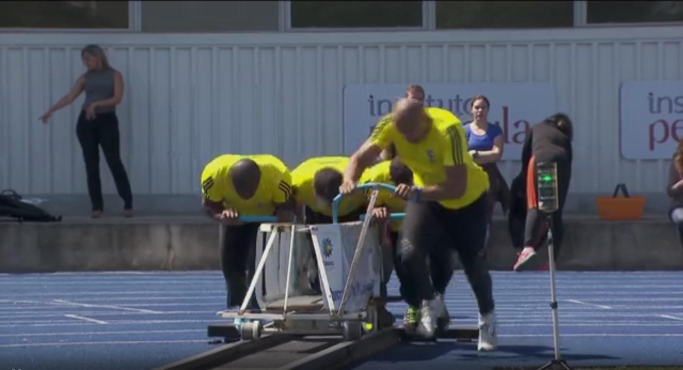 Atletas do bobsled treinam para olimpíadas de inverno e contam com ajuda de engenheiro