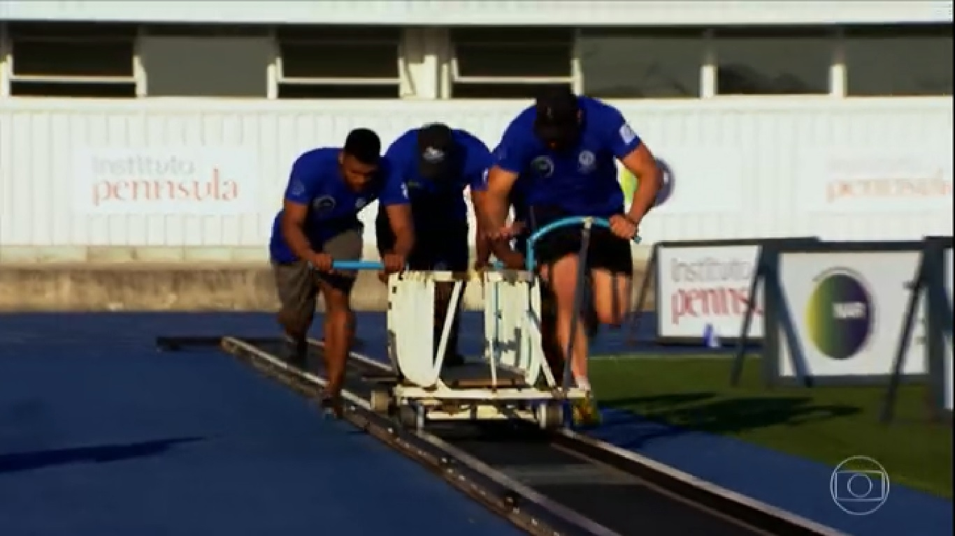 Conheça Odirlei, o atleta-inventor da seleção brasileira de bobsled