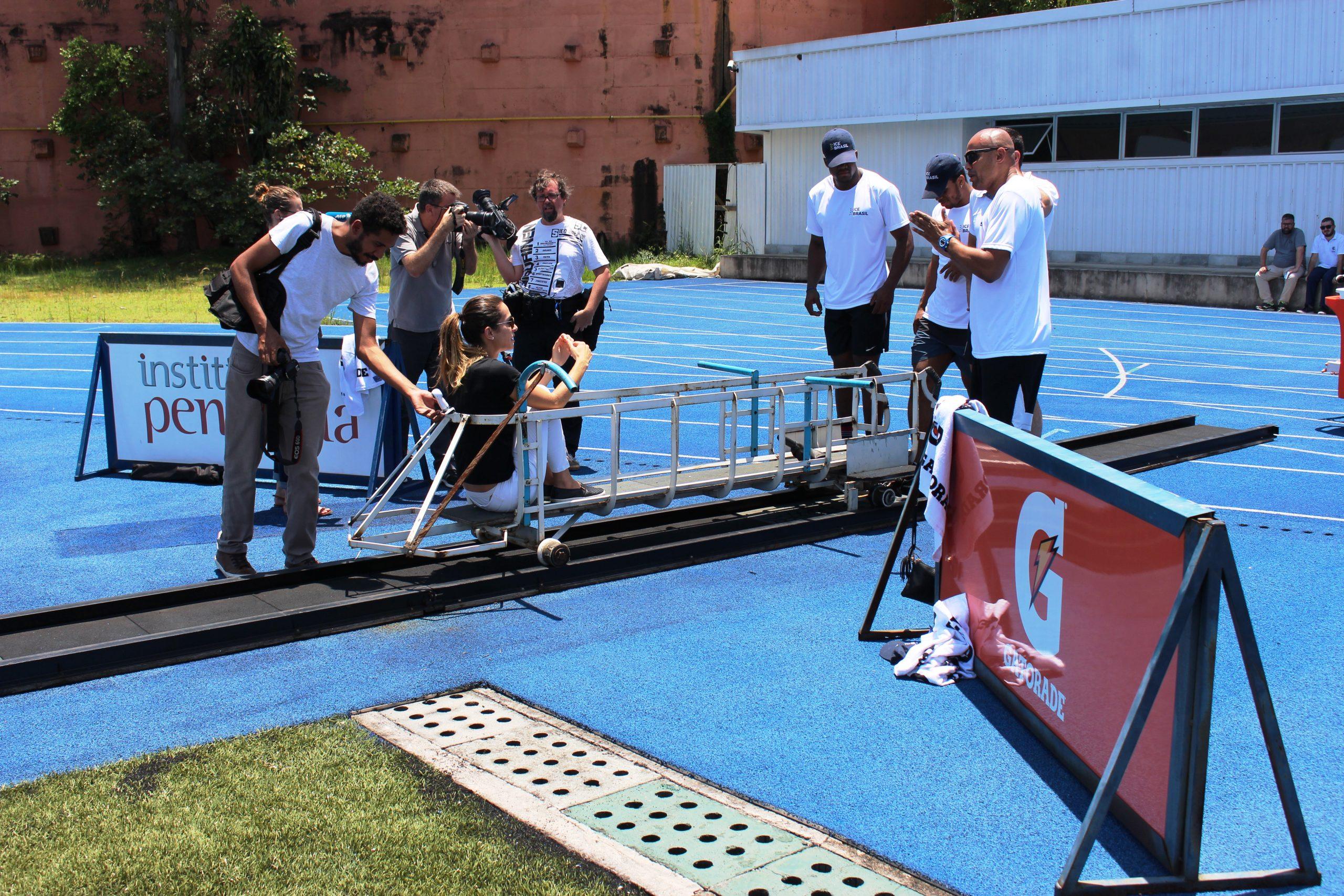 Time de bobsled faz preparação especial para a Olimpíada de Inverno