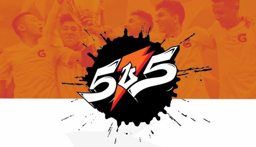 Campeonato de Futebol 5v5 de 2018 começa neste fim de semana
