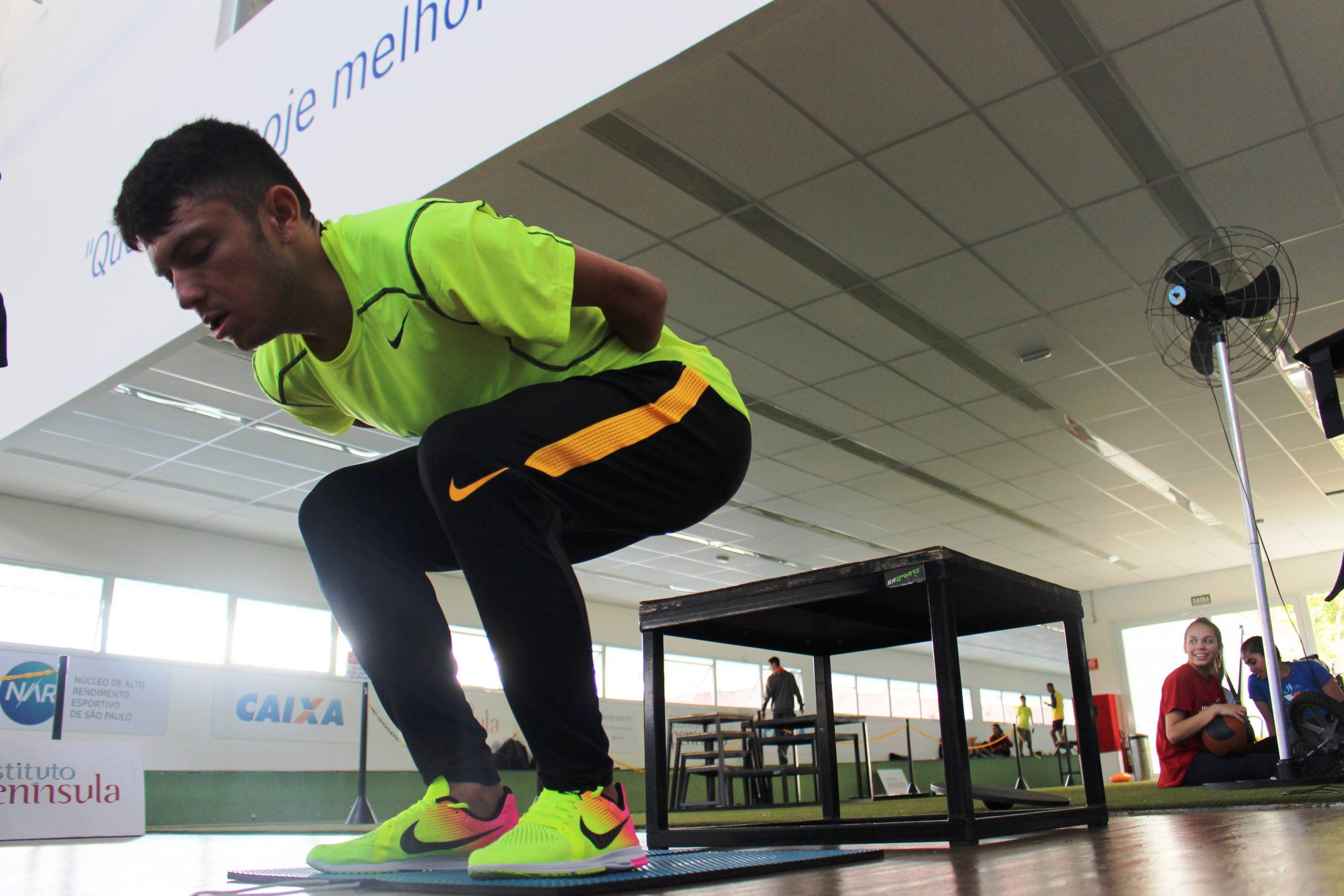 Petrúcio Ferreira foca em validar recorde mundial após frustração