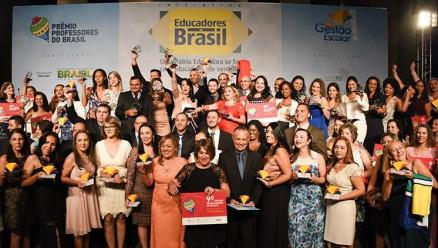 Prêmio Professores do Brasil está com inscrições abertas até 28 de maio