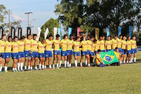 Julho de seletiva para a seleção brasileira M19 em São Paulo
