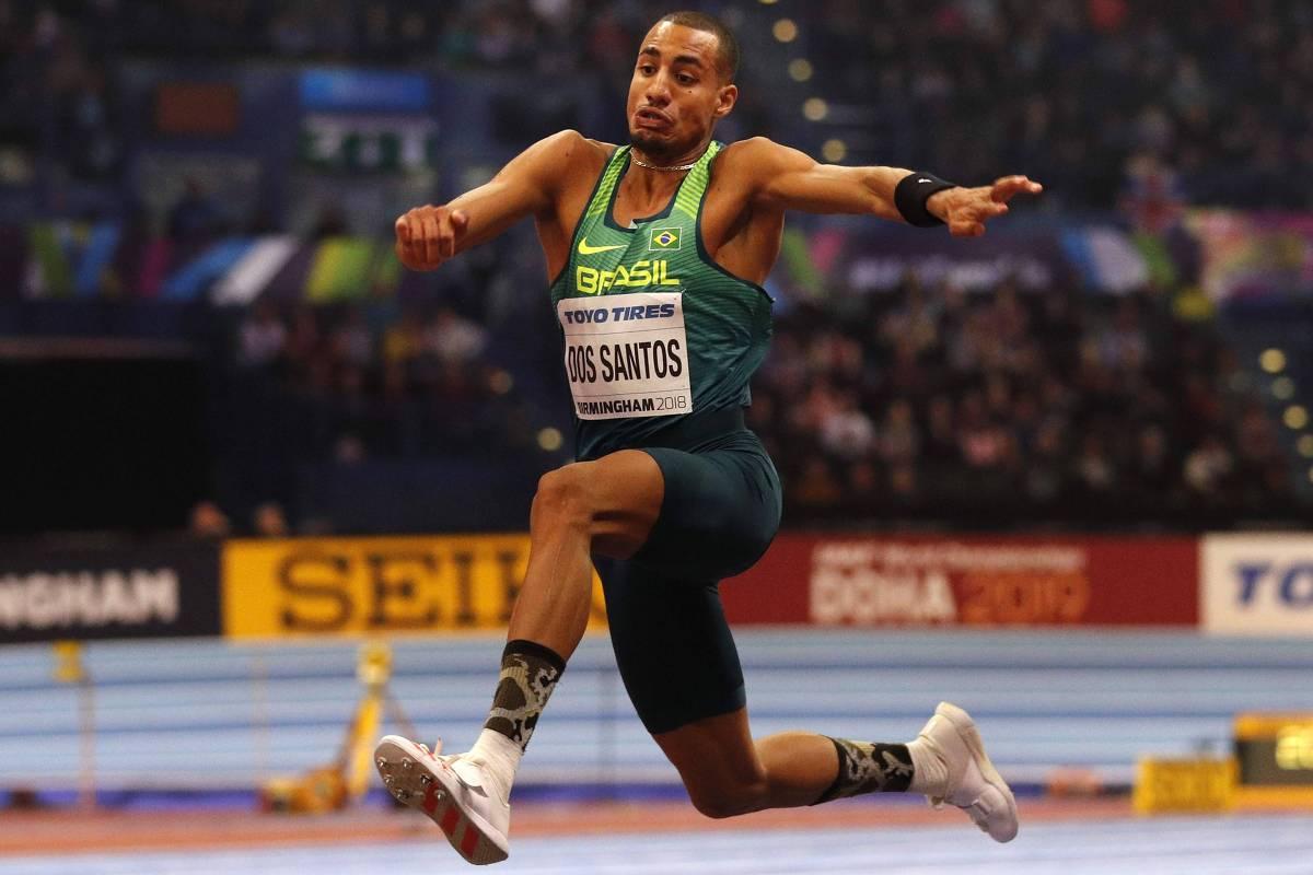 Em ano de crise, atletismo brasileiro tem presença recorde na elite mundial