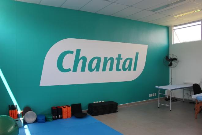Em parceria com a Chantal, NAR inaugura sala de fisioterapia