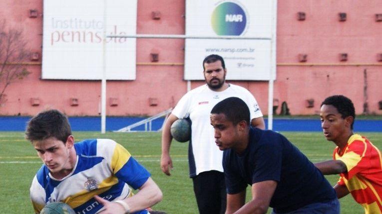 Instituto capta recursos para categorias de base de atletismo, rugby e taekwondo