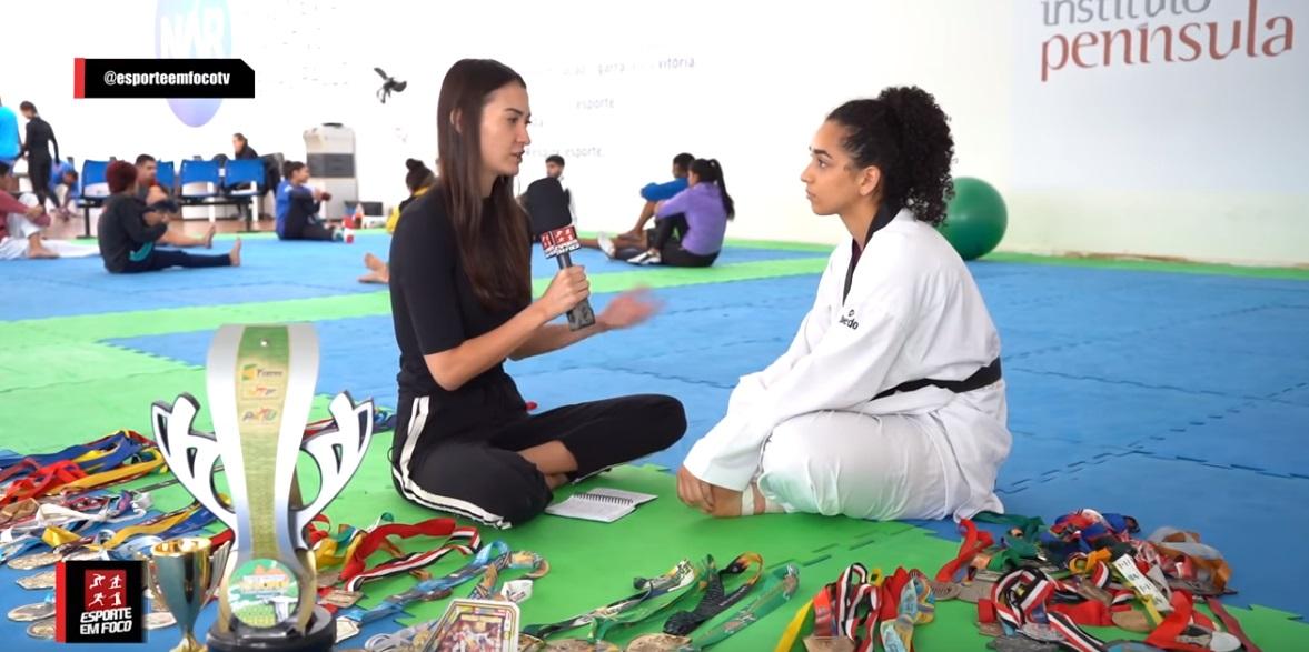 Taekwondo no Esporte em foco