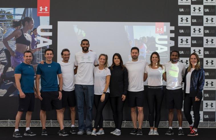 Under Armour lança projeto de performance com atletas amadores