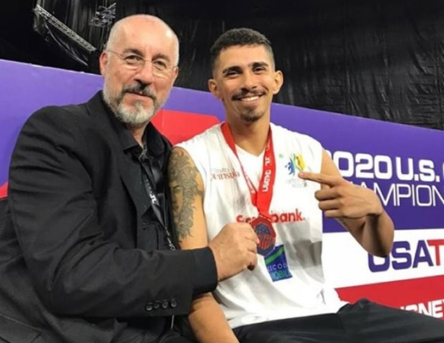 Carlos Negrão/NAR conquista três medalhas no US Open de taekwondo