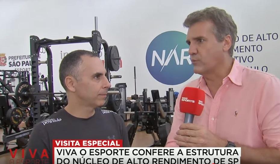 NAR-SP no Viva O Esporte