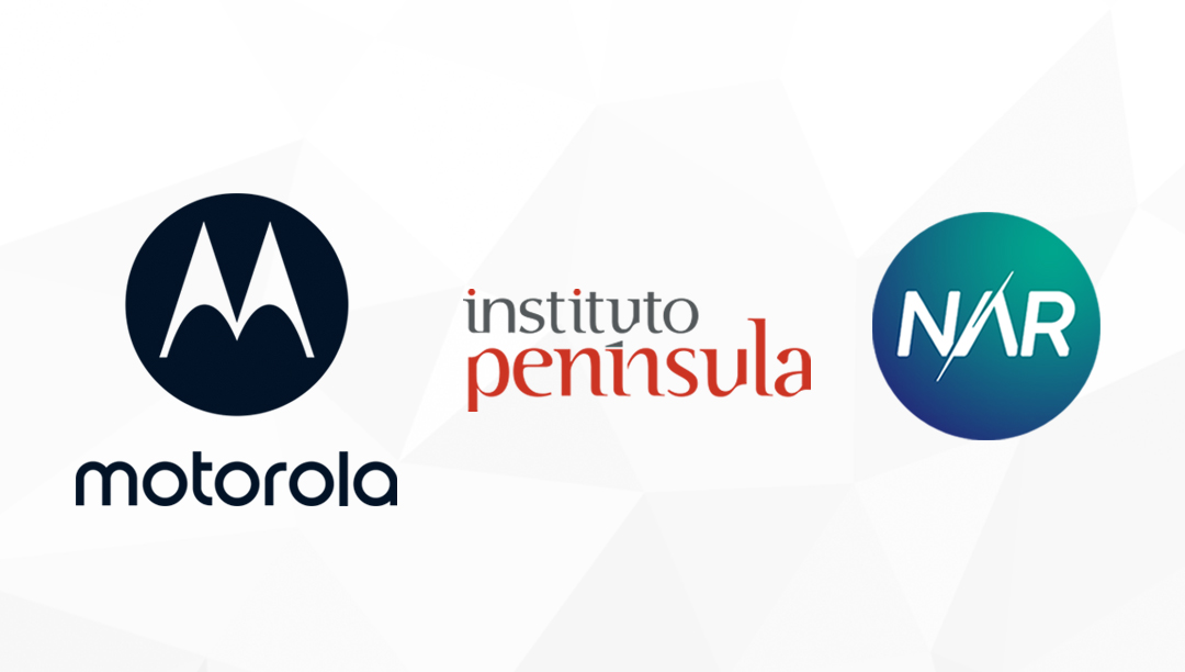 MOTOROLA É A NOVA PARCEIRA DO INSTITUTO PENÍNSULA PARA PROJETOS INCENTIVADOS