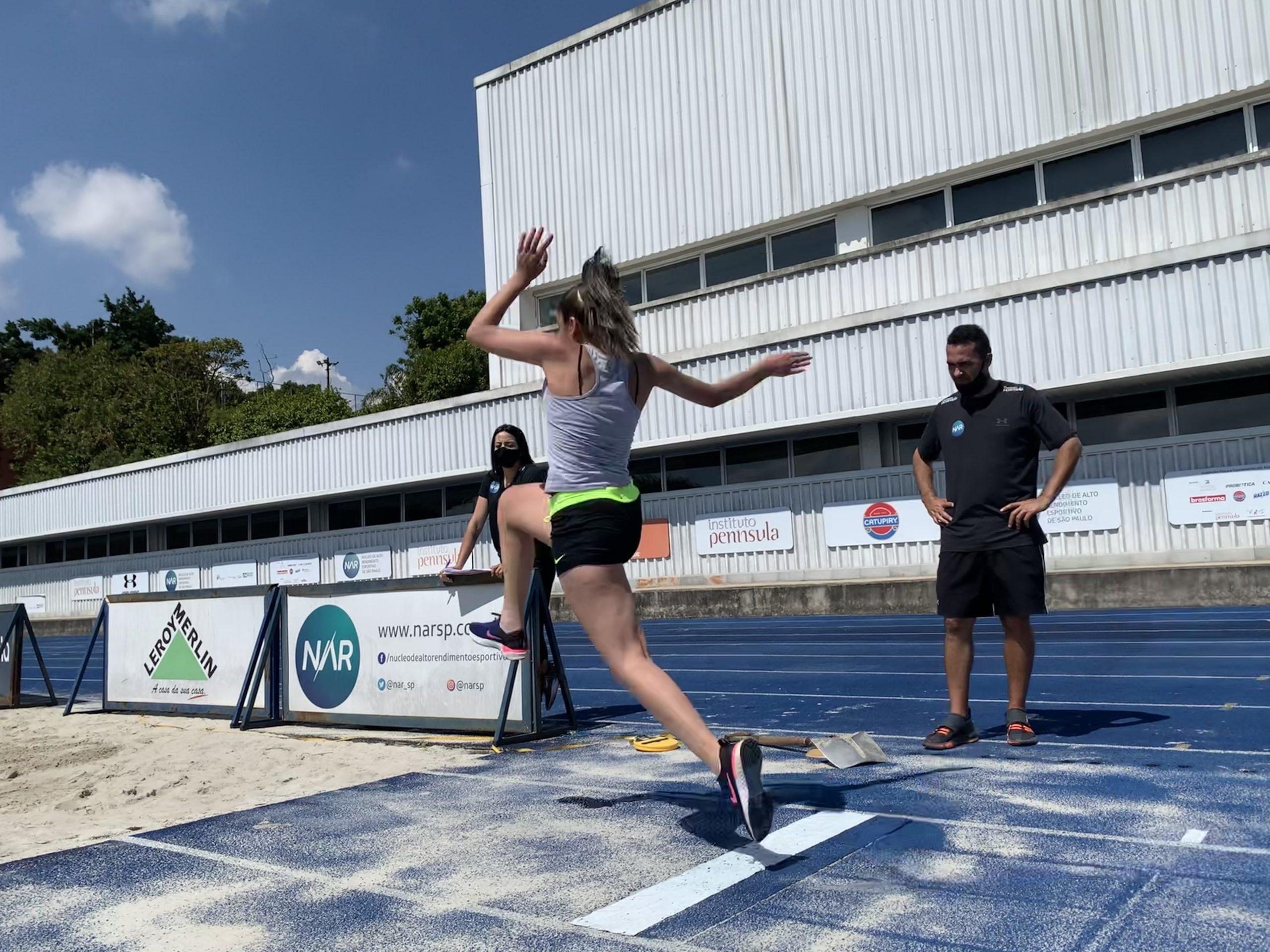 NAR-SP seleciona jovens promessas para projeto de atletismo