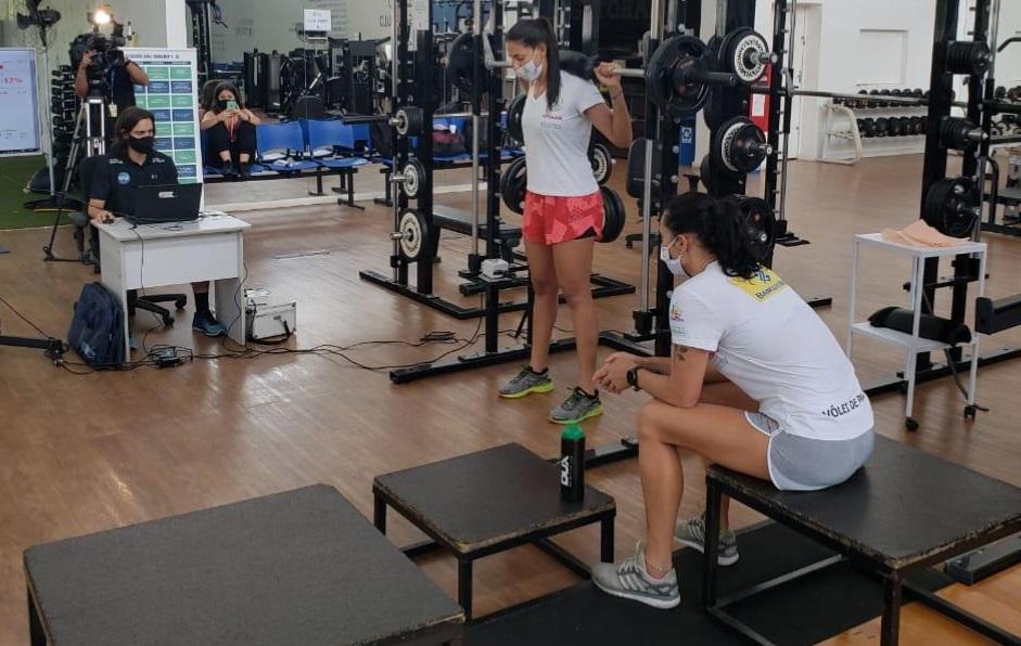 Ágatha e Duda começam treinos no NAR de olho nos Jogos Olímpicos de Tóquio