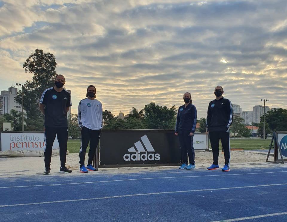 Adidas substitui Under Armour como nova parceira do NAR-SP
