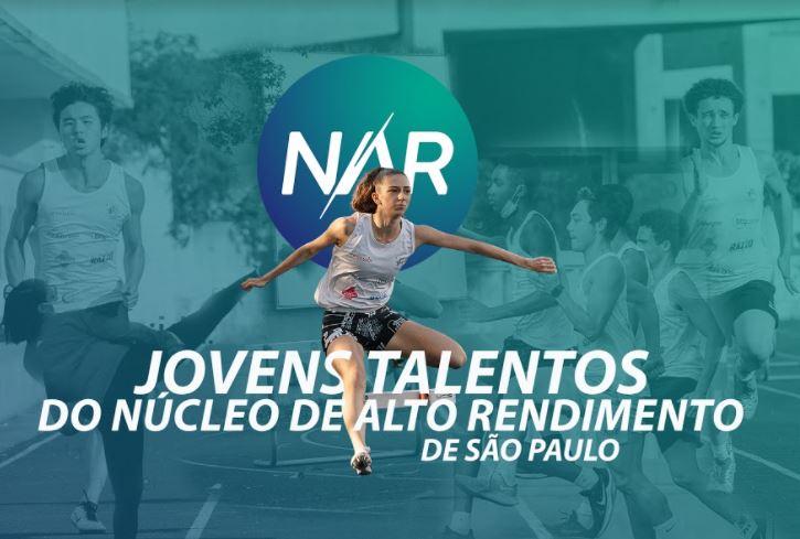 """Agradecimento aos colaboradores do projeto """"Jovens Talentos do Núcleo de Alto Rendimento Esportivo de São Paulo"""""""
